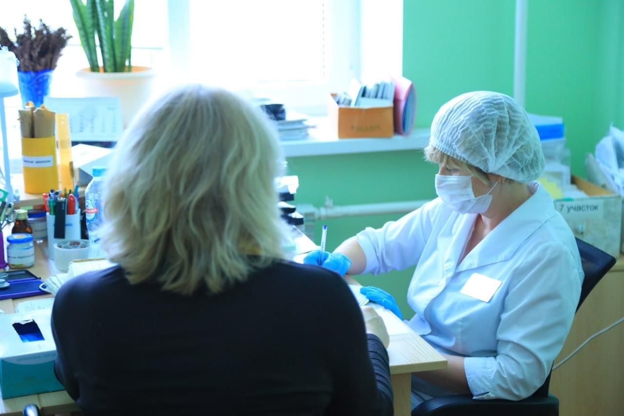 Поликлиника Новокуйбышевска в режиме готовности