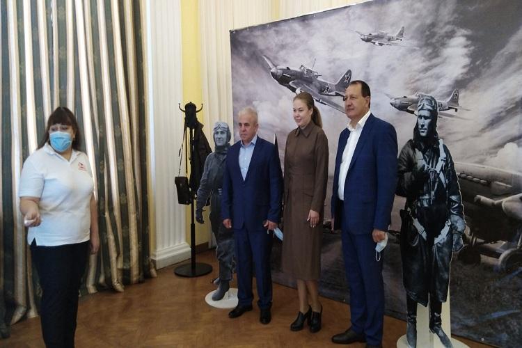 В Новокуйбышевске открылась выставка в рамках проекта «Внутри истории»