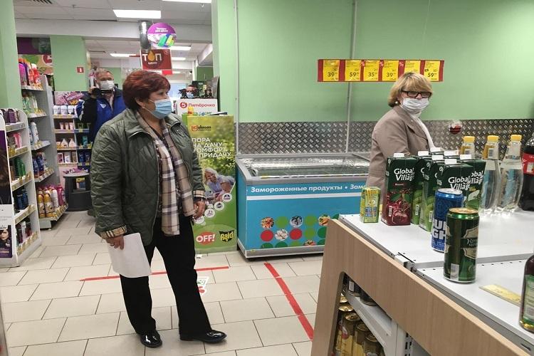 В Новокуйбышевске продолжатся рейды по проверке режима повышенной готовности к коронавирусу.