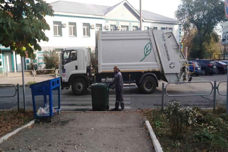 РАЗДЕЛЬНЫЙ СБОР твёрдых коммунальных отходов. От эксперимента Новокуйбышевск переходит к постоянному проекту.