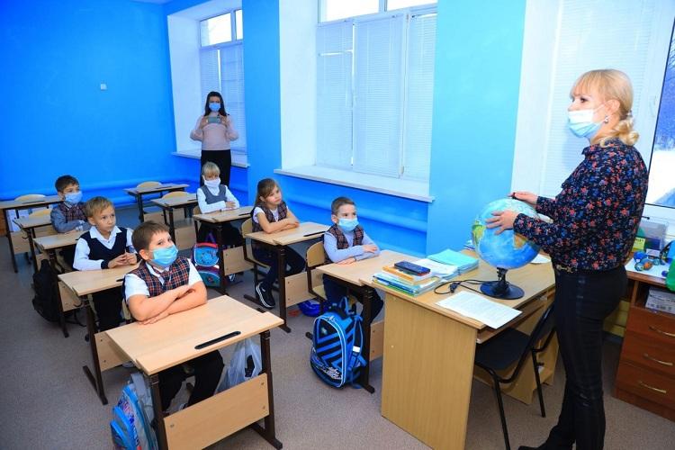Специалисты ООО «НЗМП» провели эко-урок в школе №12