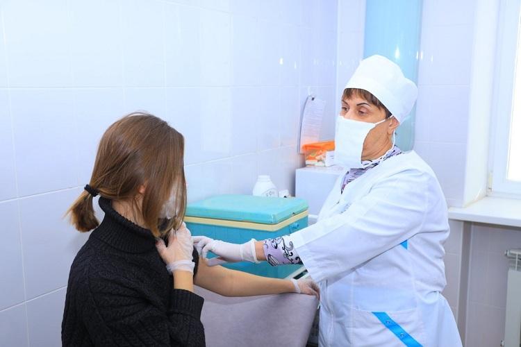 В Новокуйбышевске продолжается вакцинация населения против гриппа