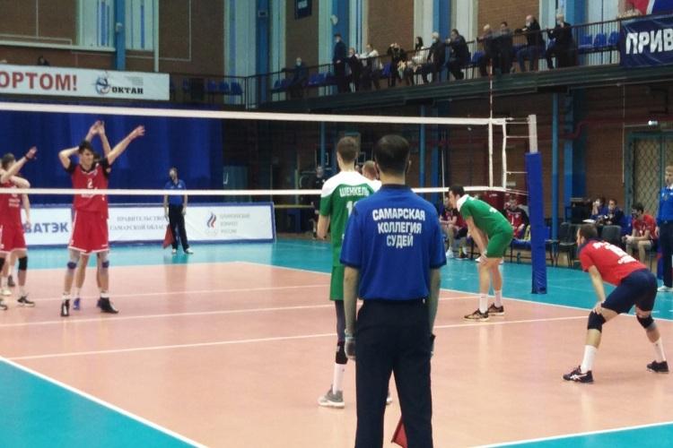 Волейбольная команда «Нова» одержала две победы