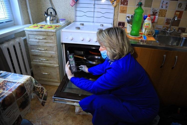 В Новокуйбышевске начали проверять квартирное газовое оборудование