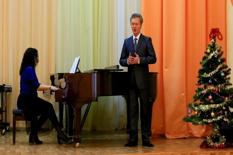Состоялся итоговый концерт педагогов музыкальных школ Новокуйбышевска