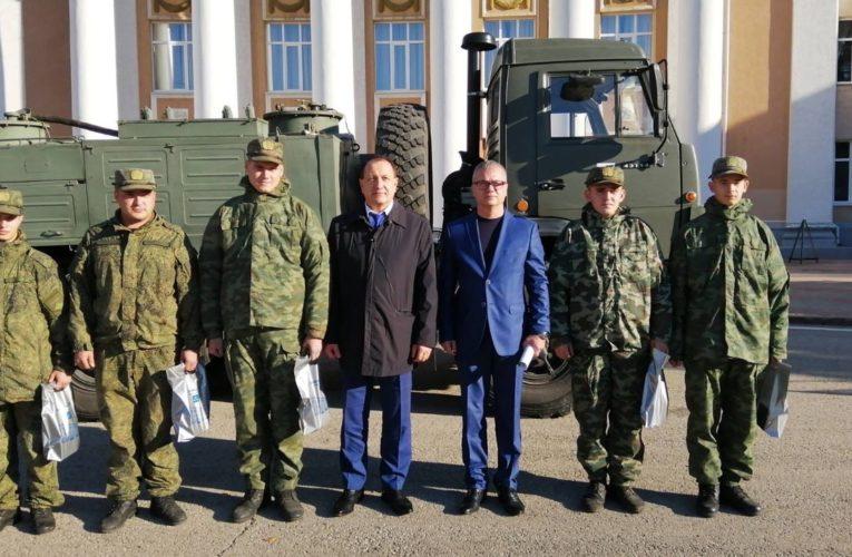 Сергей Марков поблагодарил военных за помощь